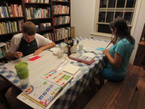 Homeschooling Basic Supplies