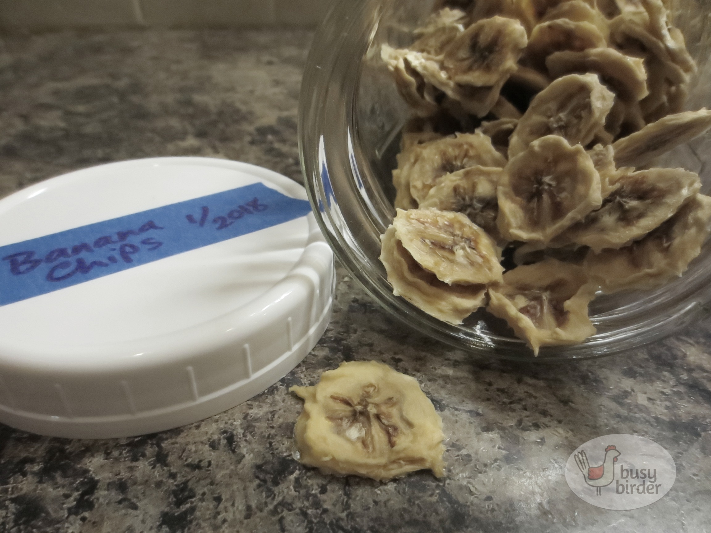 6 Easy Steps to Homemade Banana Chips