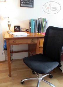 #homeschool #desk #chair