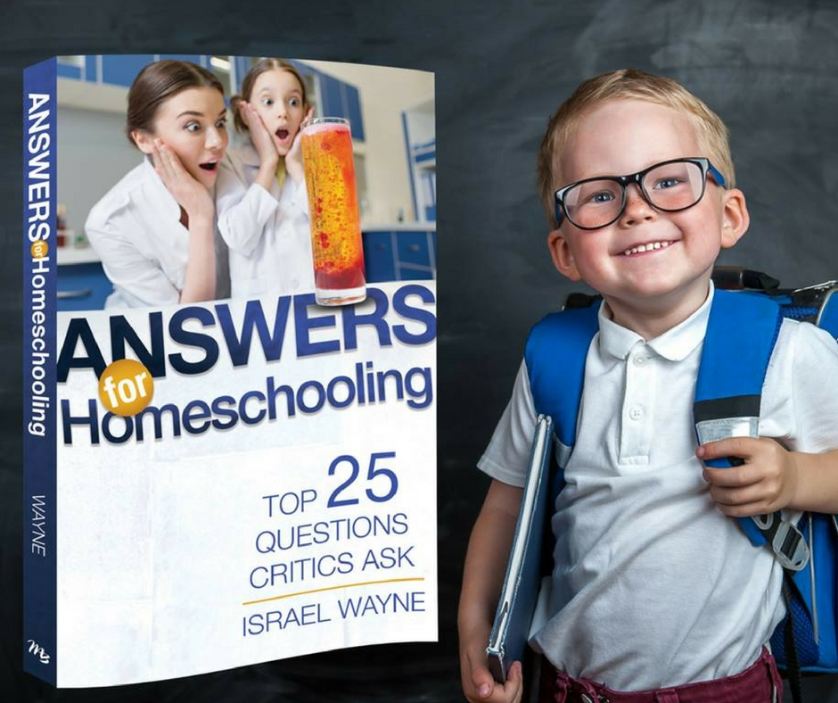Book Review of Answers for Homeschooling – Top 25 Questions Critics Ask